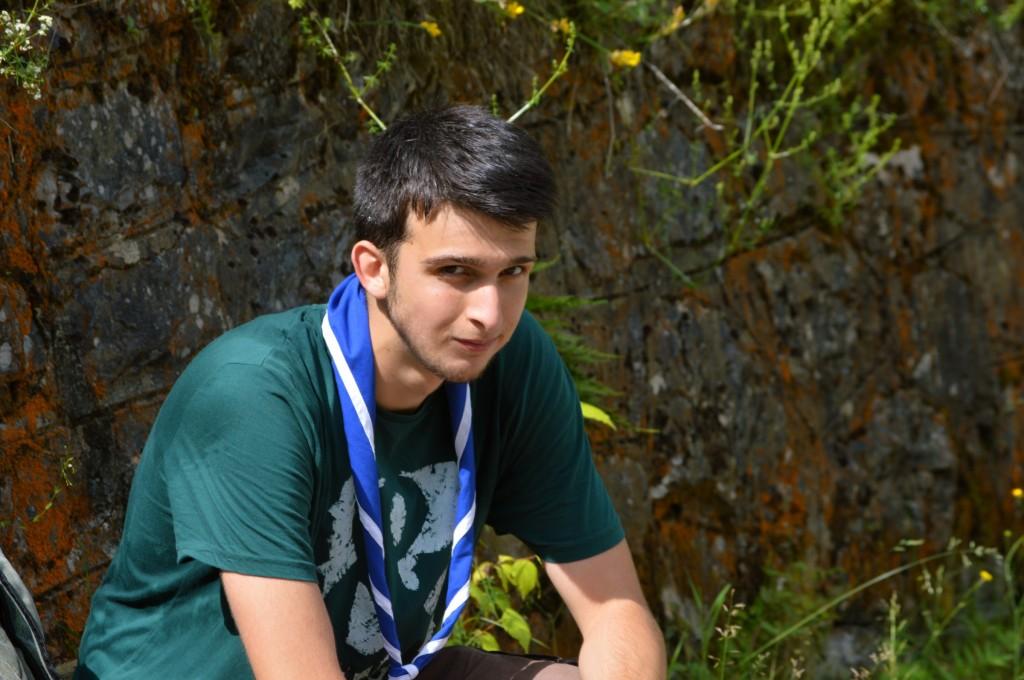 Mircea, după primii 10 km