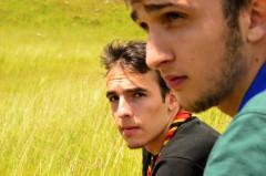 Geri și Mircea pe Ciumărna